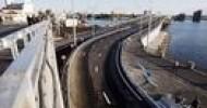 В Киеве открыли долгострой – эстакаду и Гаванский мост