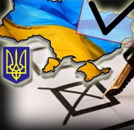 ВУкраинском государстве проходят первые здешние выборы в144 объединенных общинах