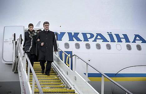 Порошенко встретится с президентом Грузии